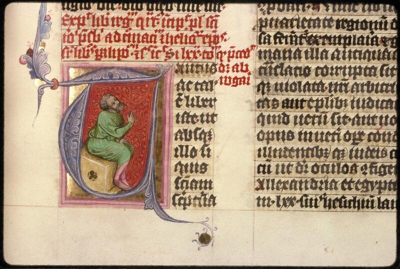 Prague, Musée nat., Bibl., XII. A. 19, f. 126