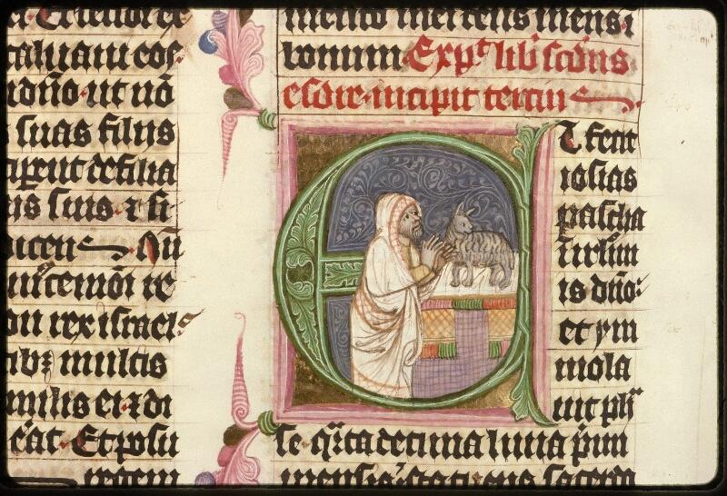 Prague, Musée nat., Bibl., XII. A. 19, f. 210v