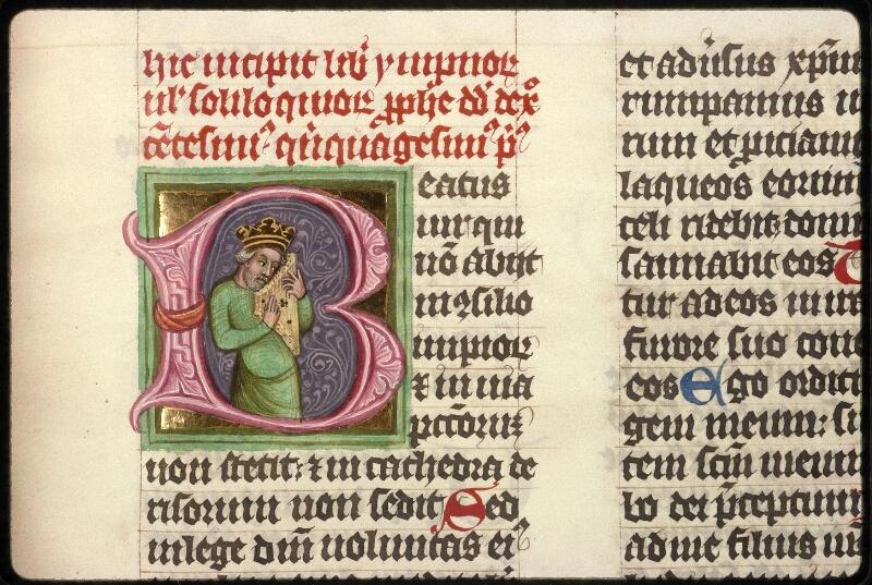Prague, Musée nat., Bibl., XII. A. 19, f. 285