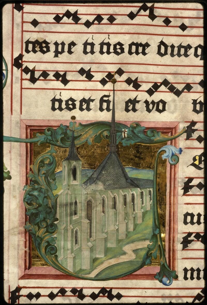 Prague, Musée nat., Bibl., XII. A. 20, f. 190v - vue 2