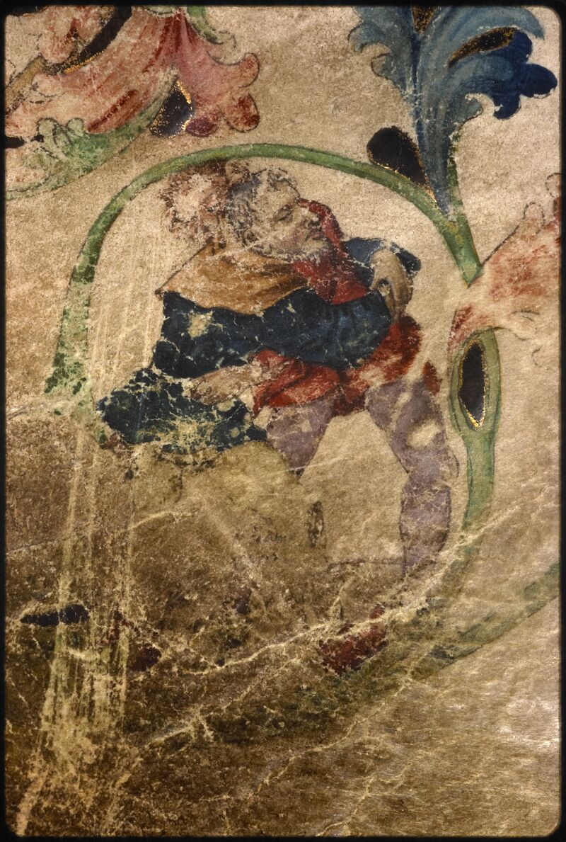 Prague, Musée nat., Bibl., XII. A. 20, f. 190v - vue 5