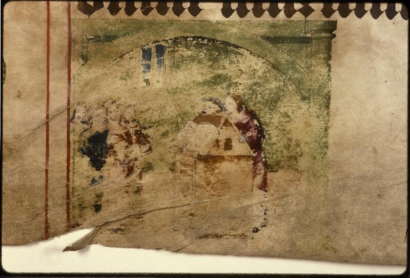 Prague, Musée nat., Bibl., XII. A. 23, f. 232v - vue 2