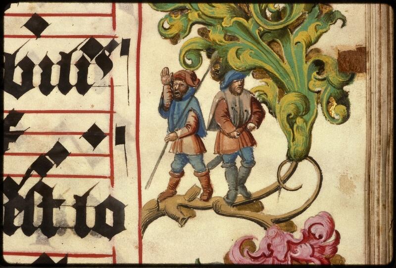 Prague, Musée nat., Bibl., XII. A. 23, f. 294 - vue 3