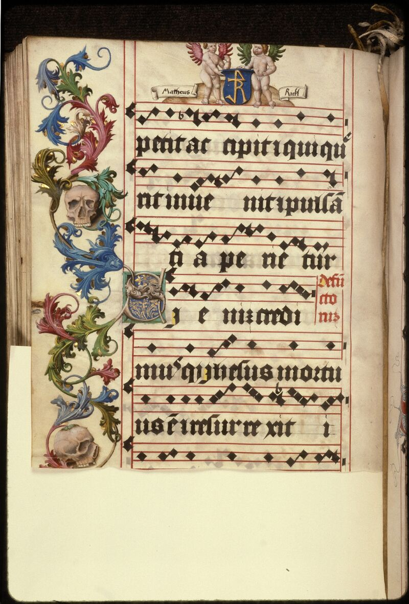 Prague, Musée nat., Bibl., XII. A. 23, f. 298v