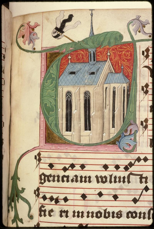 Prague, Musée nat., Bibl., XII. A. 24, f. 170
