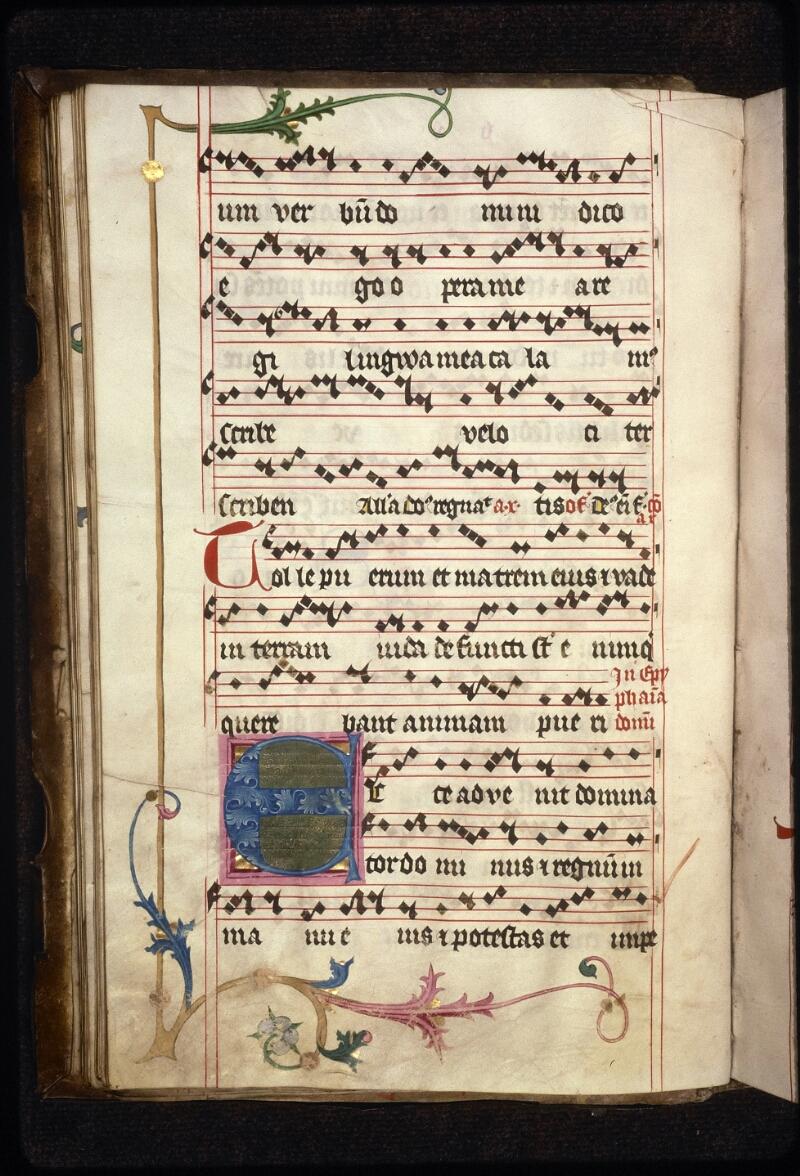 Prague, Musée nat., Bibl., XII. A. 25, f. 046v - vue 2