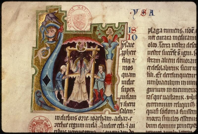Prague, Musée nat., Bibl., XII. B. 13, f. 002v - vue 3