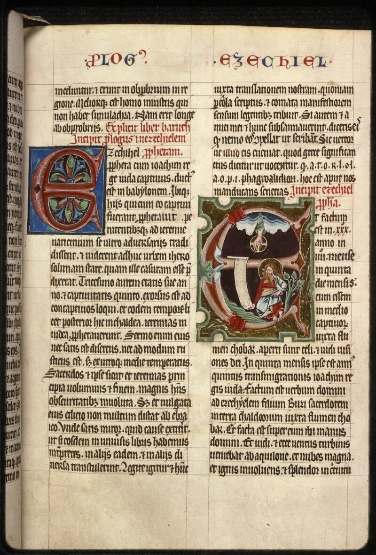 Prague, Musée nat., Bibl., XII. B. 13, f. 090 - vue 1