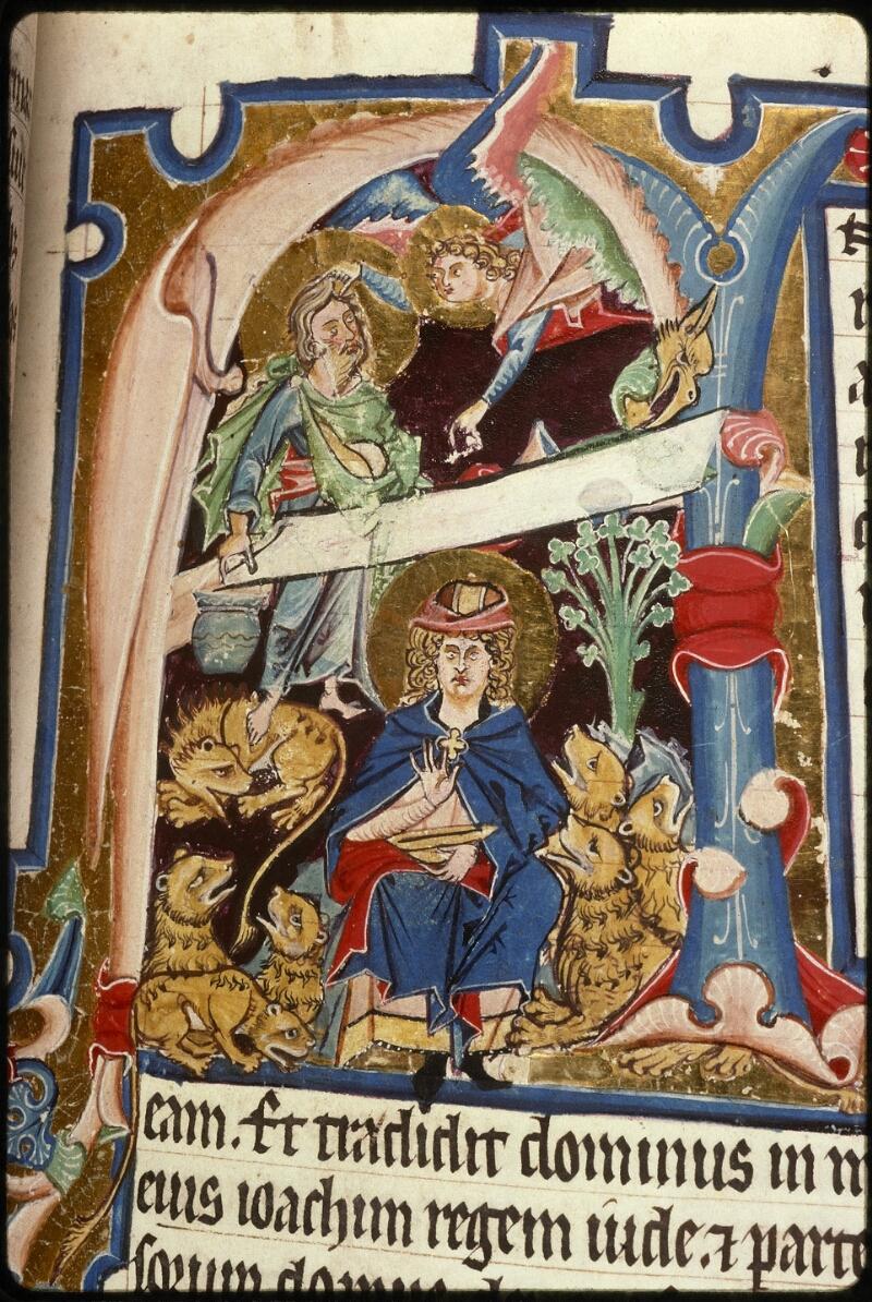 Prague, Musée nat., Bibl., XII. B. 13, f. 129 - vue 2