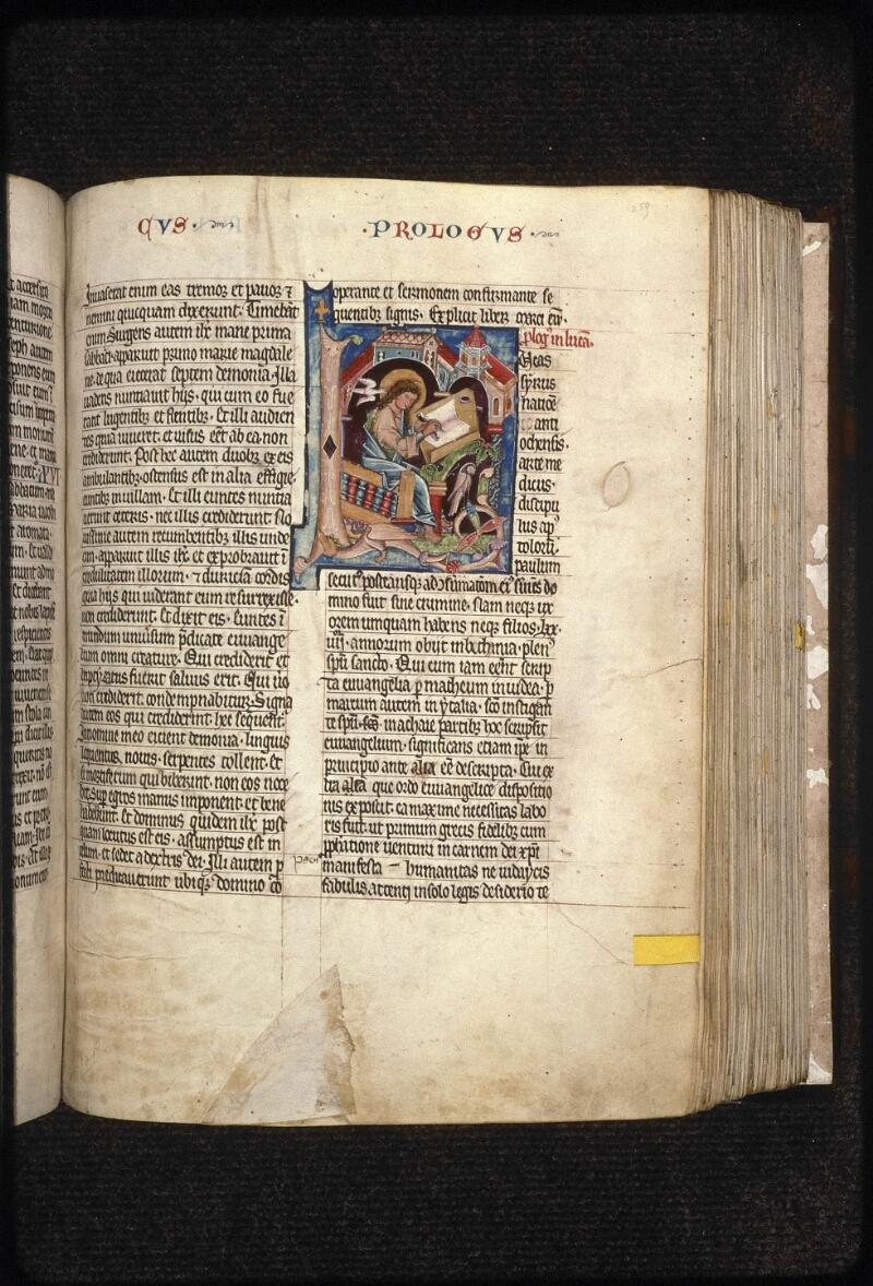 Prague, Musée nat., Bibl., XII. B. 13, f. 259