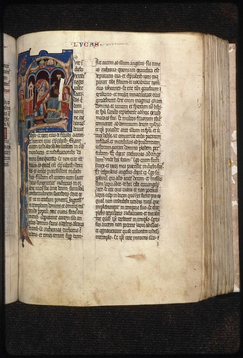 Prague, Musée nat., Bibl., XII. B. 13, f. 260 - vue 1