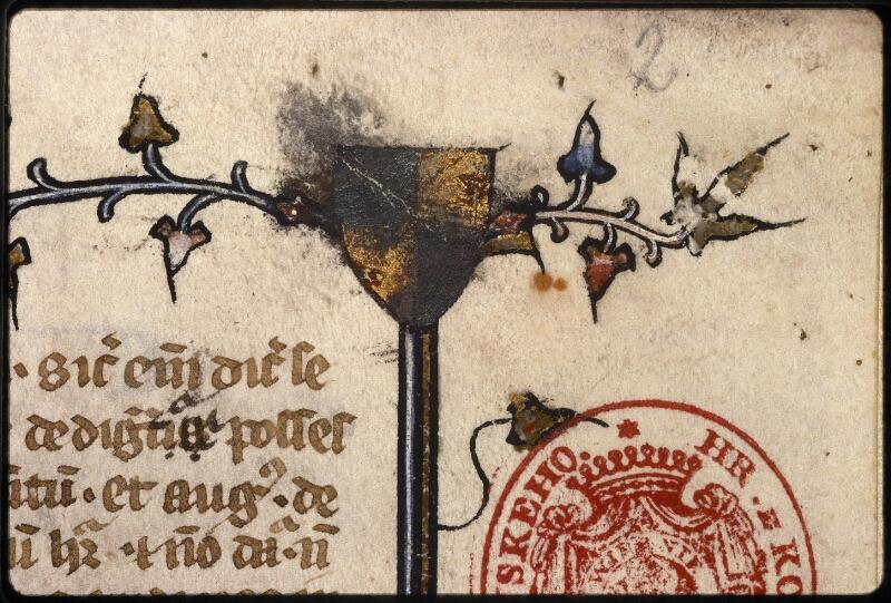 Prague, Musée nat., Bibl., XII. B. 14, f. 002 - vue 5