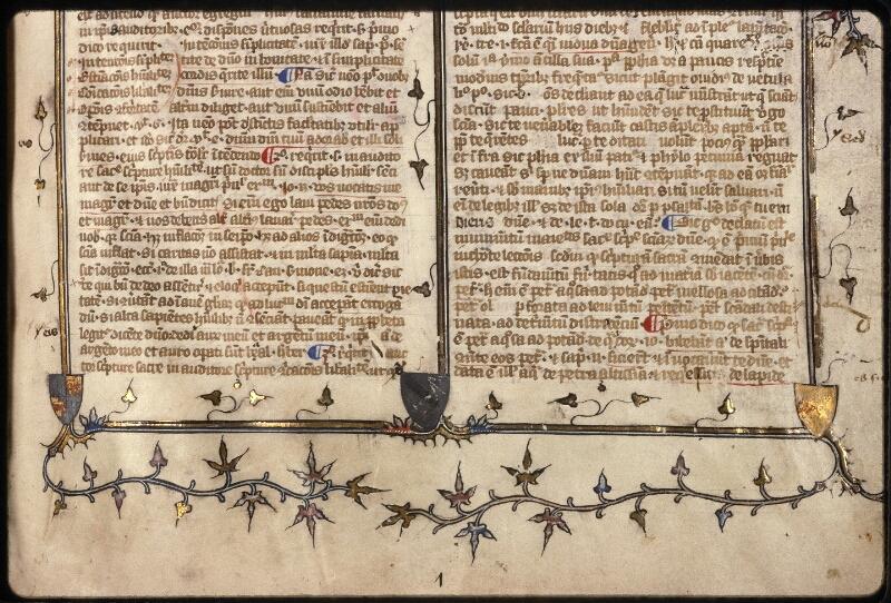 Prague, Musée nat., Bibl., XII. B. 14, f. 002 - vue 6