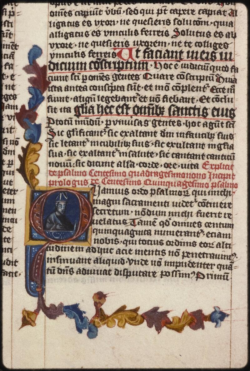 Prague, Musée nat., Bibl., XII. B. 15, f. 107