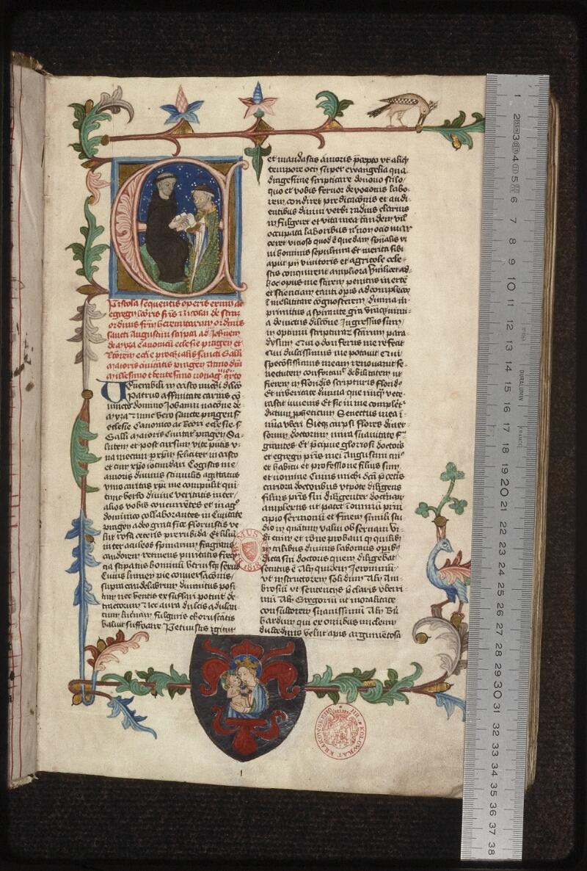 Prague, Musée nat., Bibl., XII. B. 16, f. 001 - vue 1