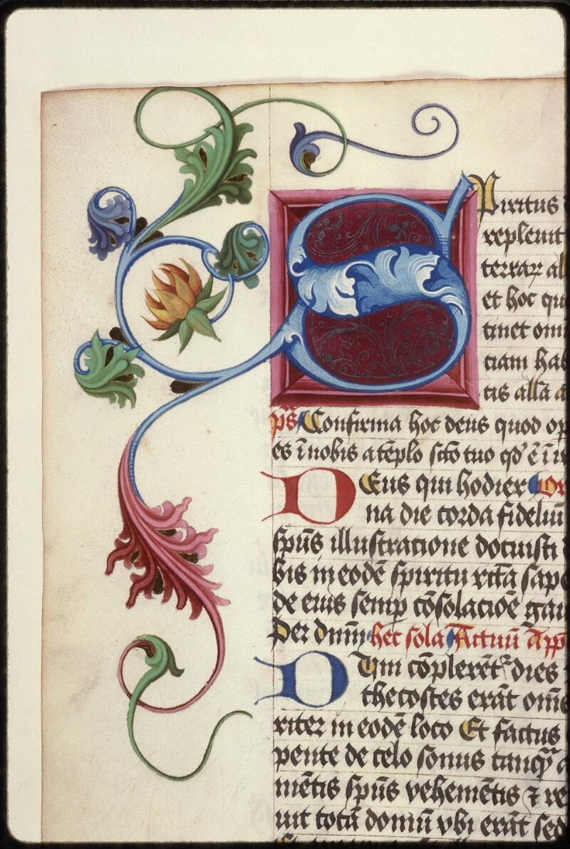 Prague, Musée nat., Bibl., XII. B. 17, f. 109v - vue 2
