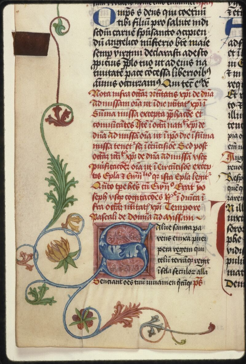 Prague, Musée nat., Bibl., XII. B. 17, f. 213v