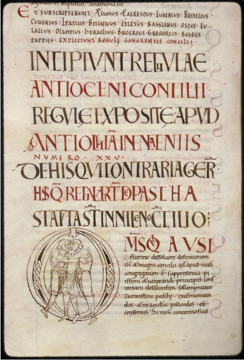 Prague, Musée nat., Bibl., XII. C. 12, f. 027v - vue 1