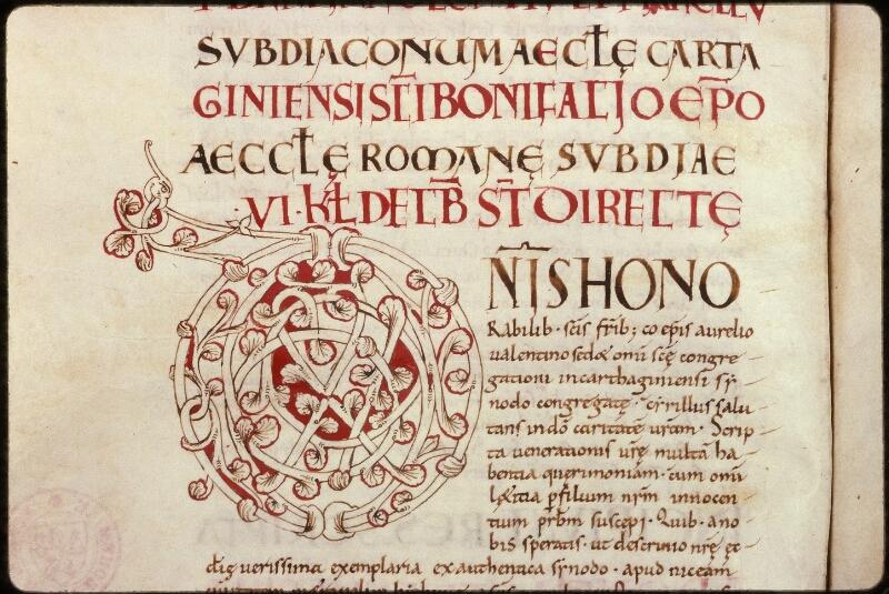 Prague, Musée nat., Bibl., XII. C. 12, f. 069v - vue 2
