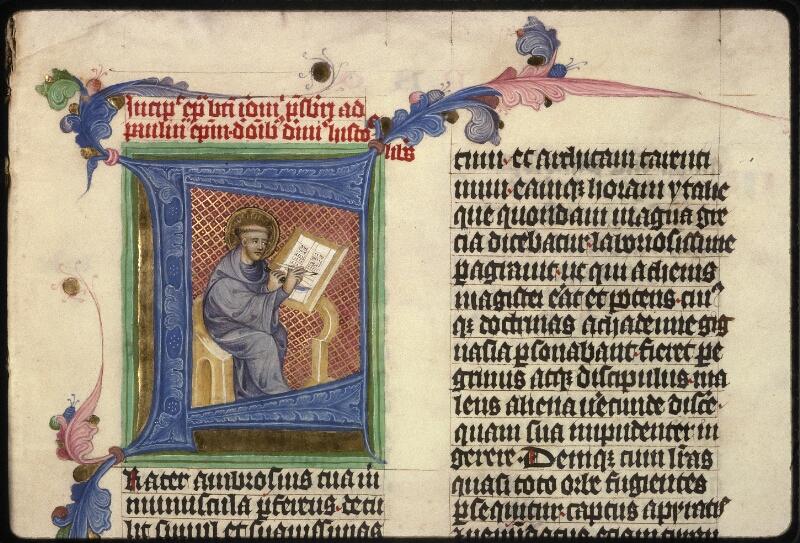 Prague, Musée nat., Bibl., XIII. A. 08, f. 001 - vue 3