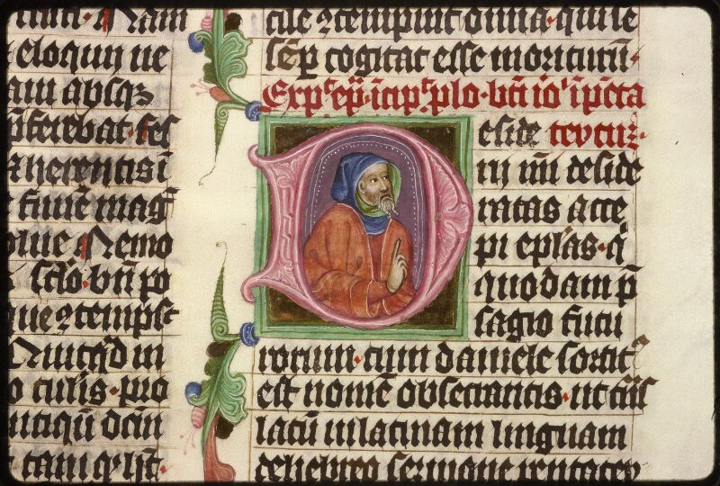 Prague, Musée nat., Bibl., XIII. A. 08, f. 006v