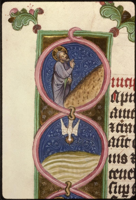 Prague, Musée nat., Bibl., XIII. A. 08, f. 008 - vue 2
