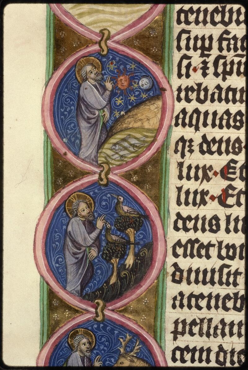 Prague, Musée nat., Bibl., XIII. A. 08, f. 008 - vue 3