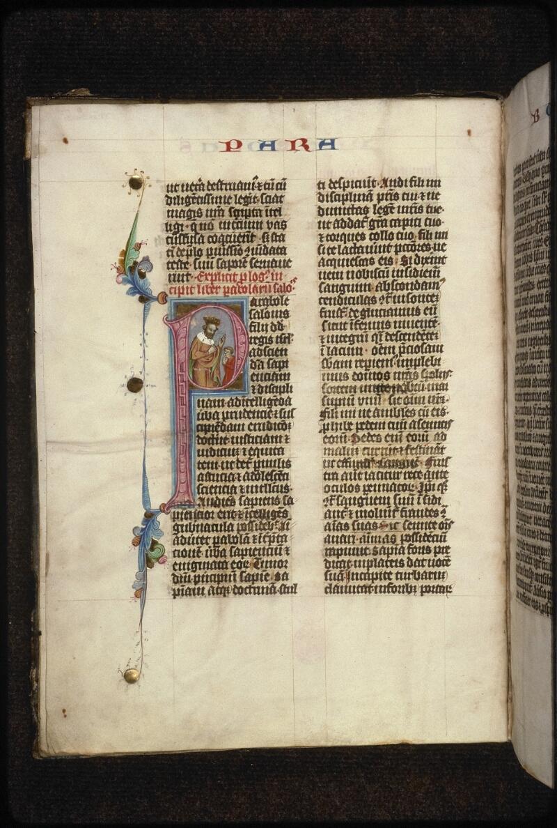 Prague, Musée nat., Bibl., XIII. A. 10, f. 002v - vue 2