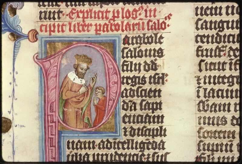 Prague, Musée nat., Bibl., XIII. A. 10, f. 002v - vue 3