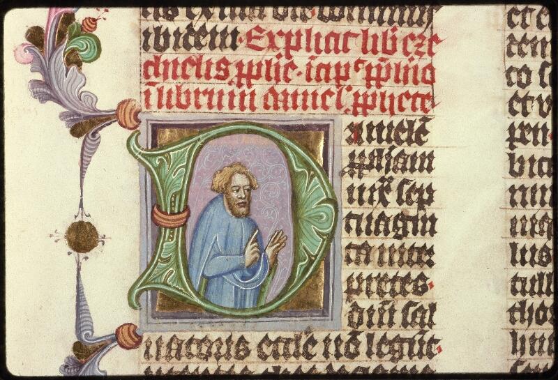 Prague, Musée nat., Bibl., XIII. A. 10, f. 261v