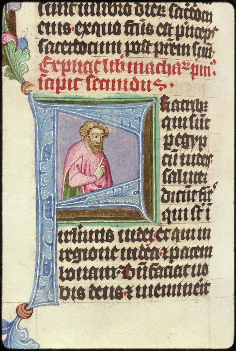 Prague, Musée nat., Bibl., XIII. A. 10, f. 360v