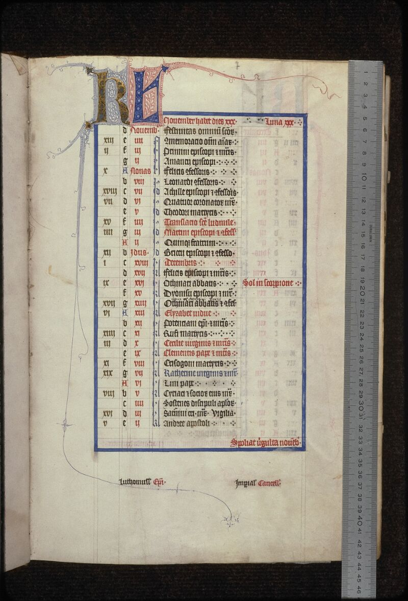 Prague, Musée nat., Bibl., XIII. A. 12, f. 007 - vue 1