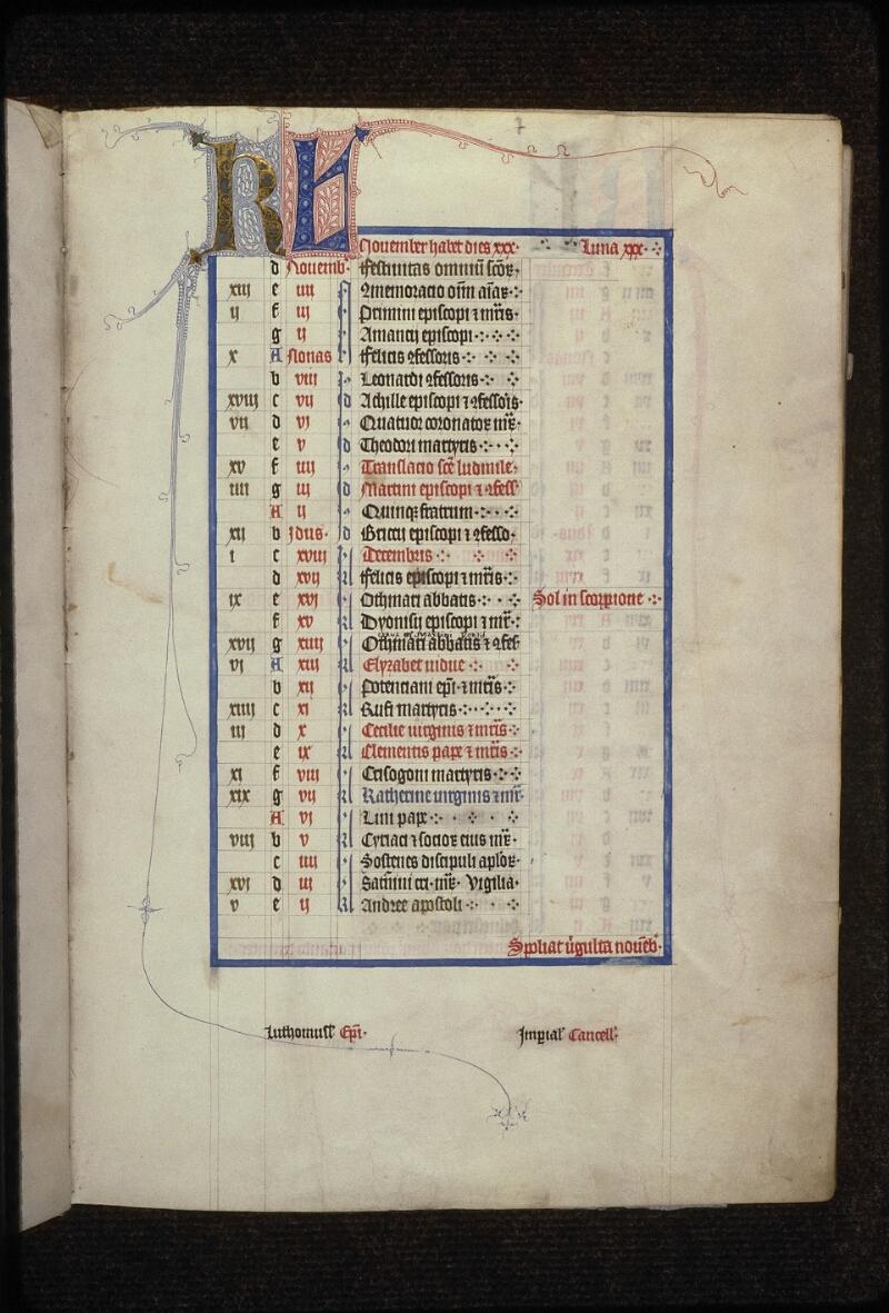 Prague, Musée nat., Bibl., XIII. A. 12, f. 007 - vue 2