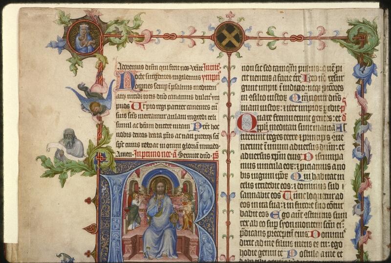 Prague, Musée nat., Bibl., XIII. A. 12, f. 009v - vue 2