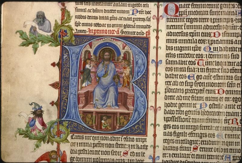 Prague, Musée nat., Bibl., XIII. A. 12, f. 009v - vue 3
