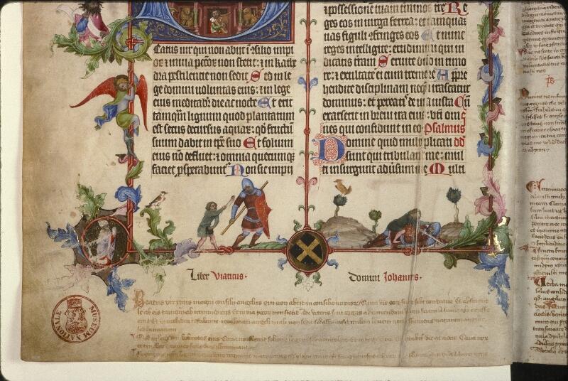 Prague, Musée nat., Bibl., XIII. A. 12, f. 009v - vue 4
