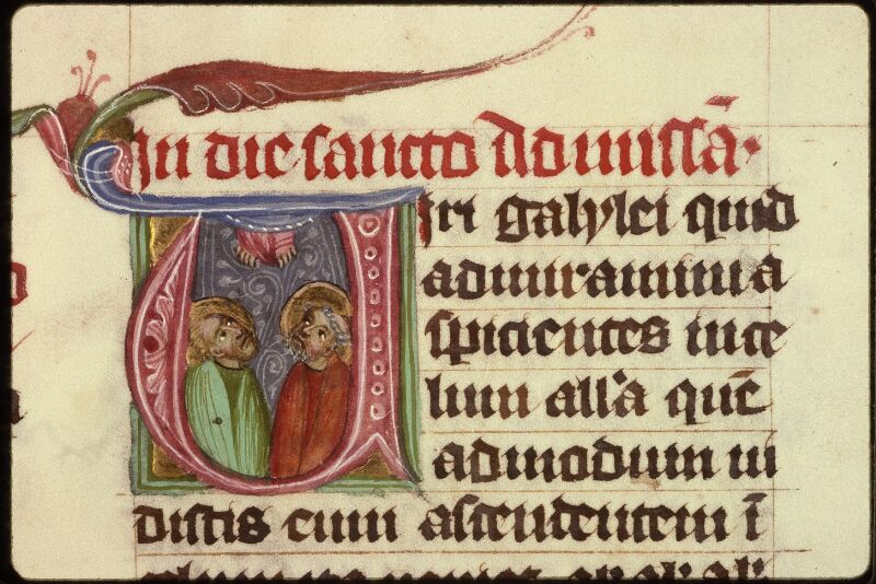 Prague, Musée nat., Bibl., XIII. B. 08, f. 136