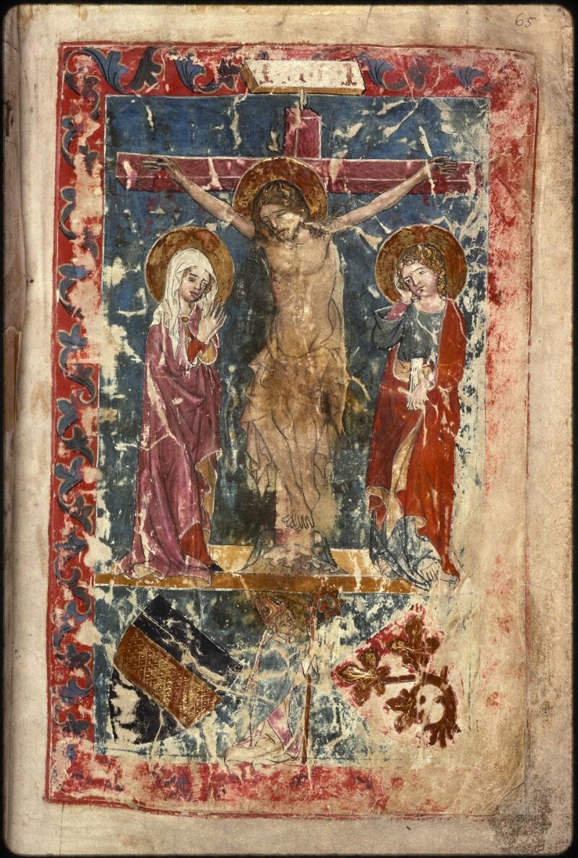 Prague, Musée nat., Bibl., XIII. B. 09, f. 065
