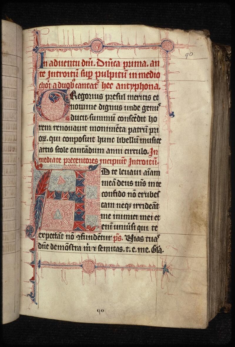 Prague, Musée nat., Bibl., XIII. B. 09, f. 090