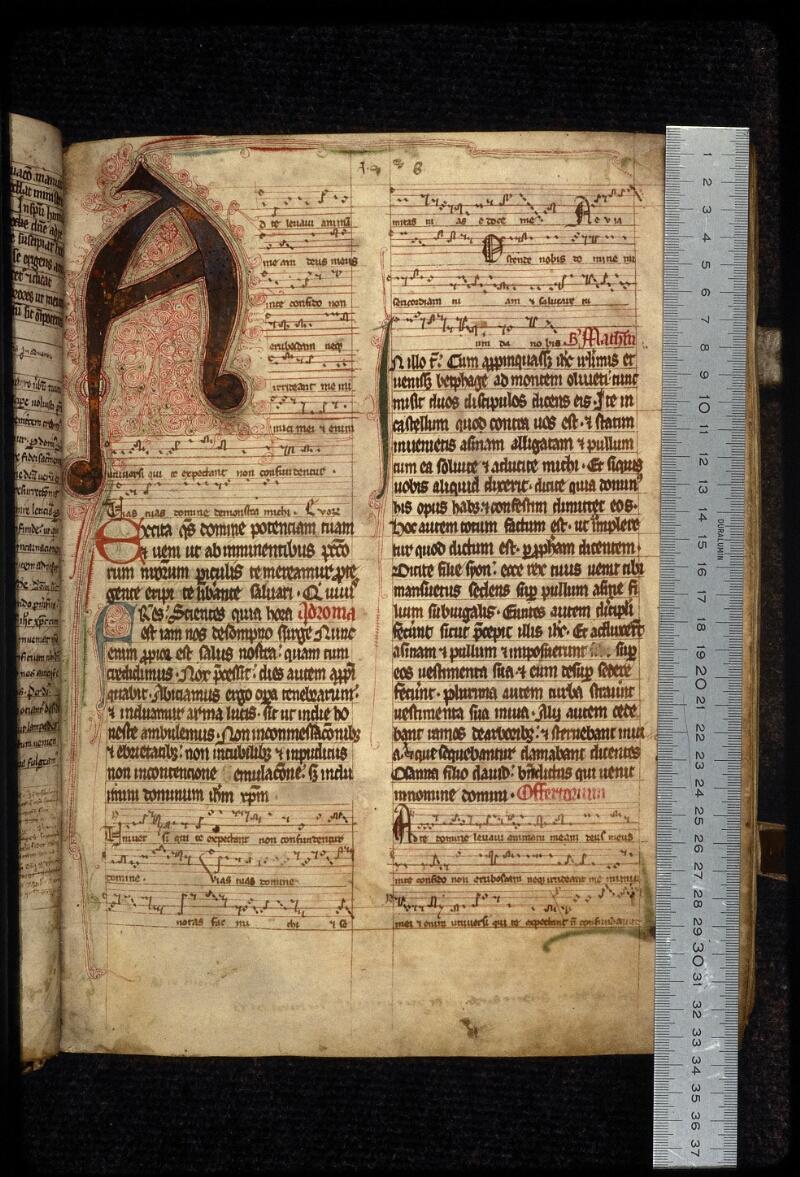Prague, Musée nat., Bibl., XIII. B. 17, f. 013 - vue 1