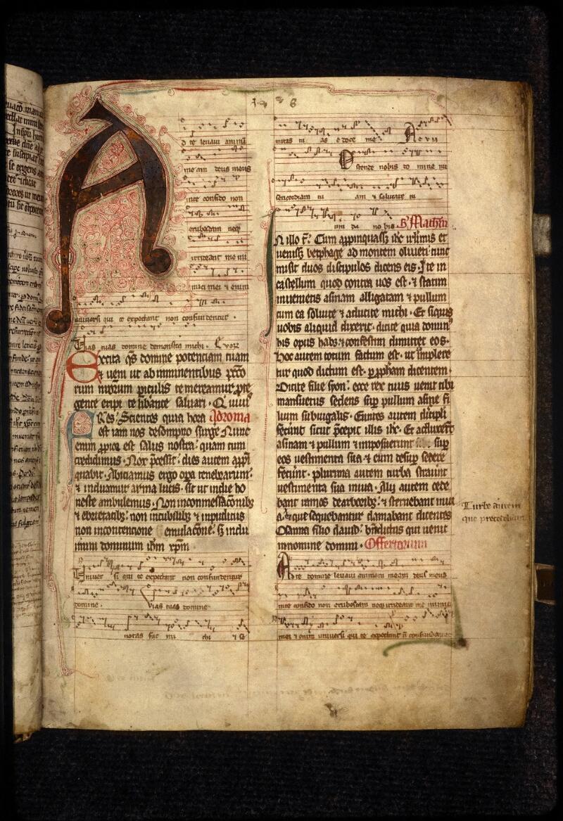 Prague, Musée nat., Bibl., XIII. B. 17, f. 013 - vue 2