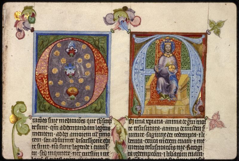 Prague, Musée nat., Bibl., XIII. C. 12, f. 011 - vue 2