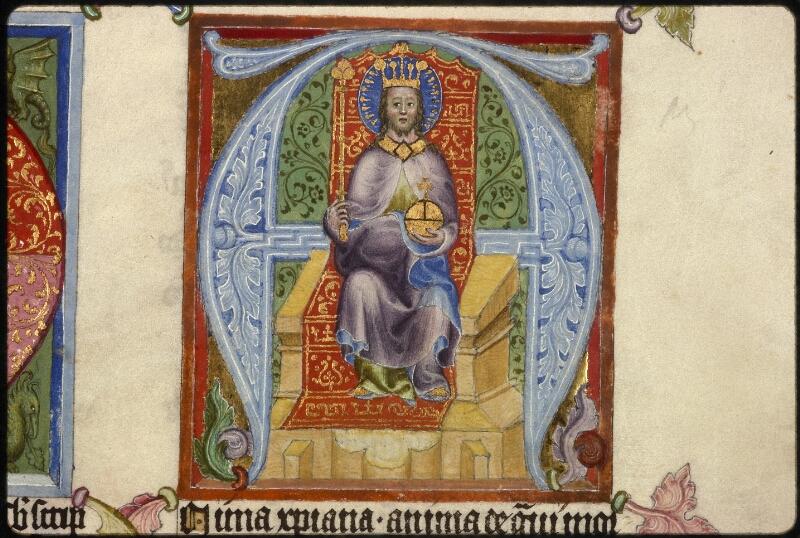 Prague, Musée nat., Bibl., XIII. C. 12, f. 011 - vue 3