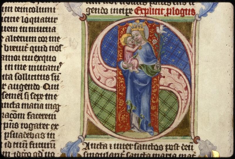 Prague, Musée nat., Bibl., XIII. C. 12, f. 041v - vue 2
