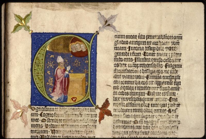 Prague, Musée nat., Bibl., XIII. C. 12, f. 104