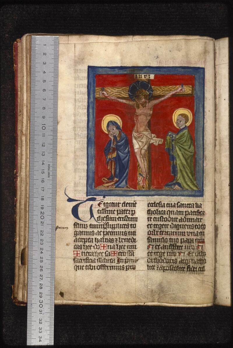 Prague, Musée nat., Bibl., XIII. E. 04, f. 040v - vue 1