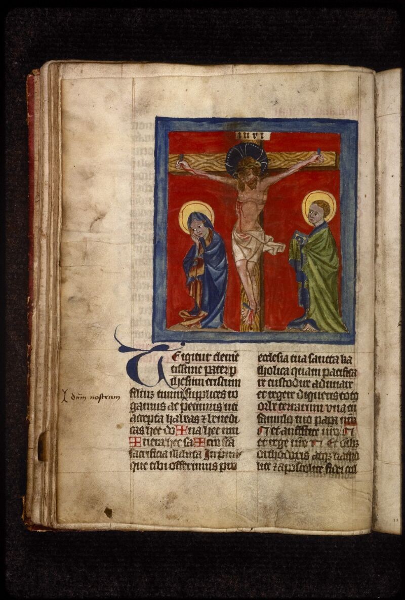 Prague, Musée nat., Bibl., XIII. E. 04, f. 040v - vue 2