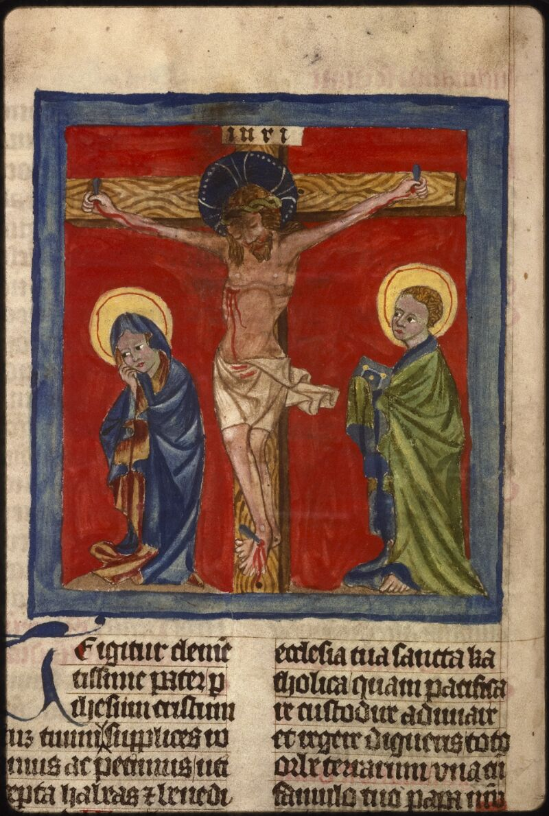 Prague, Musée nat., Bibl., XIII. E. 04, f. 040v - vue 3