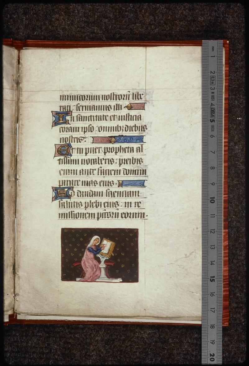 Prague, Musée nat., Bibl., XIII. G. 54, f. 005 - vue 1