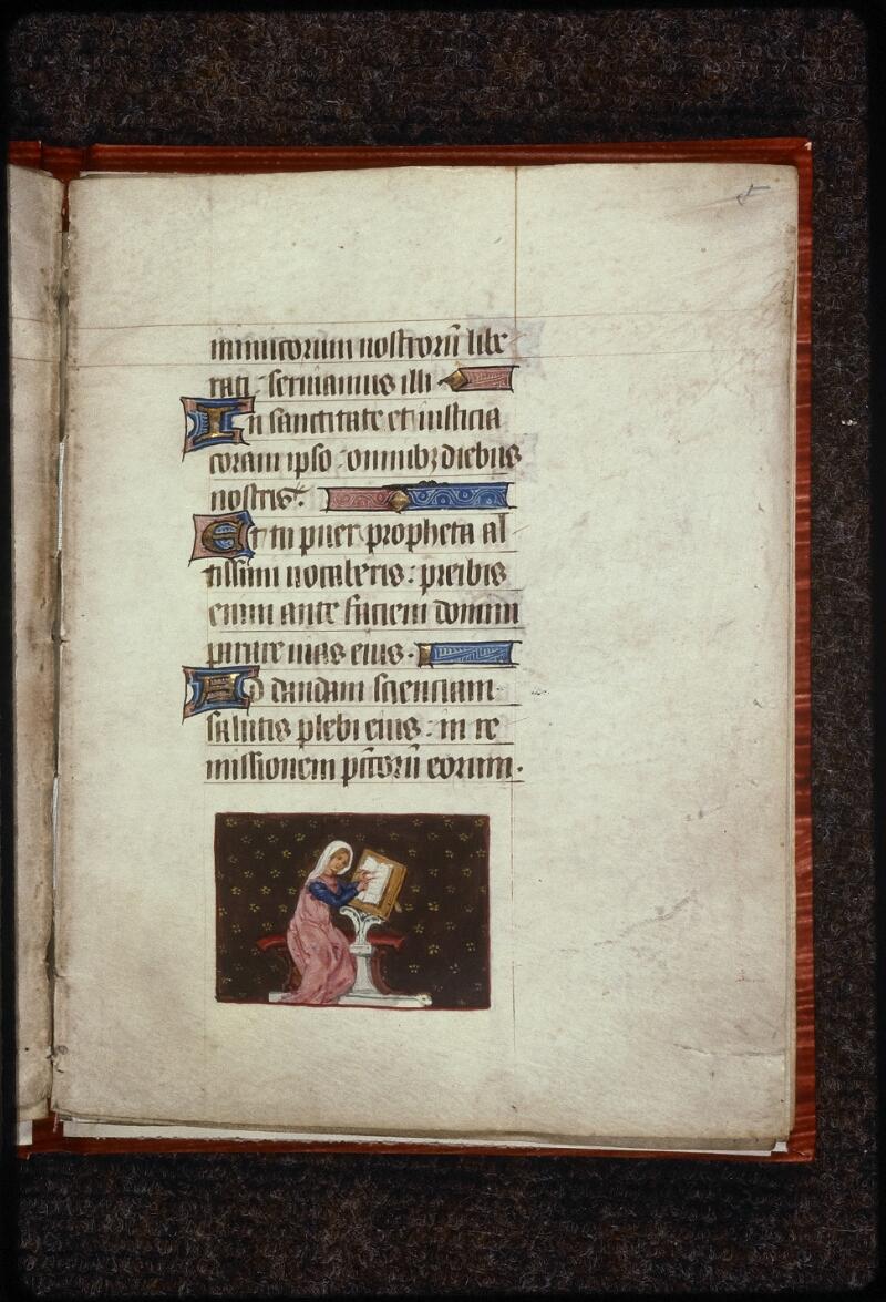 Prague, Musée nat., Bibl., XIII. G. 54, f. 005 - vue 2